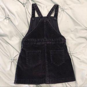 Zara Dresses - Zara Baby Corduroy overalls Dress NEW NWT 2T/3T